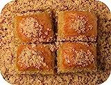 Walnuss Baklava Palandöken täglich frischer Süsichkeiten Hausgemachtes Rezept (Walnuss, 400 GR)